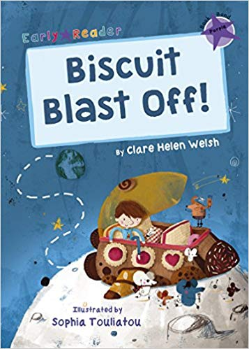 Biscuit Blast Off! (Purple Band)