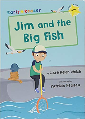 Jim and the Big Fish (Yellow band)