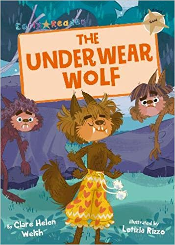 The Underwear Wolf (Gold band)