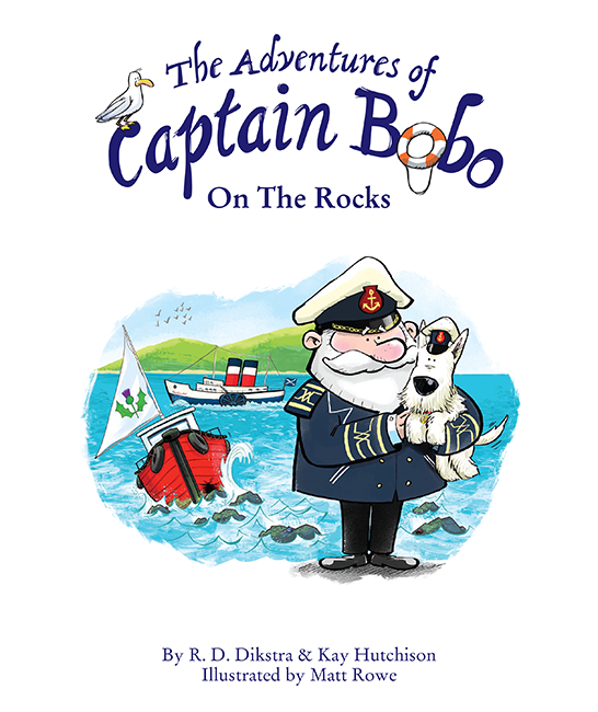 The Adventures of Captain Bobo - On the Rocks