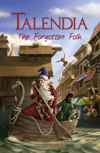 Talendia: The Forgotten Folk