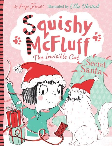 Squishy McFluff: Secret Santa!