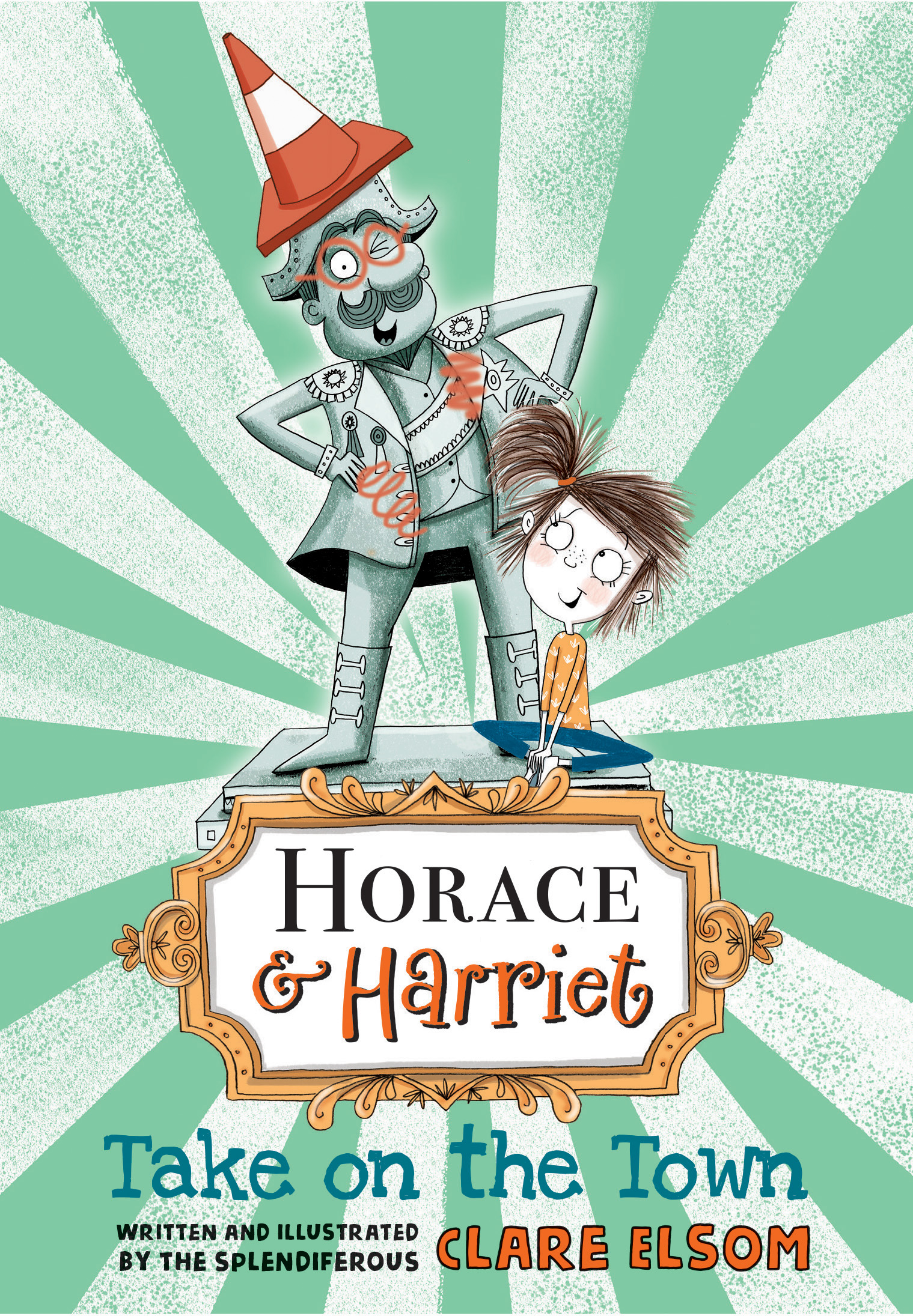Horace and Harriet: Take on the Town