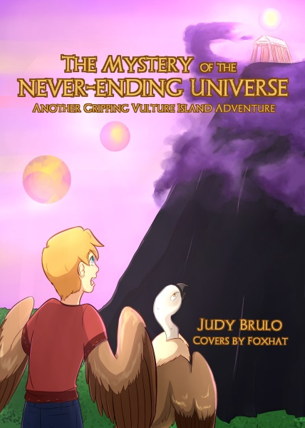 The Mystery of the Never-Ending Universe (Pub. Brulo Books 2018)