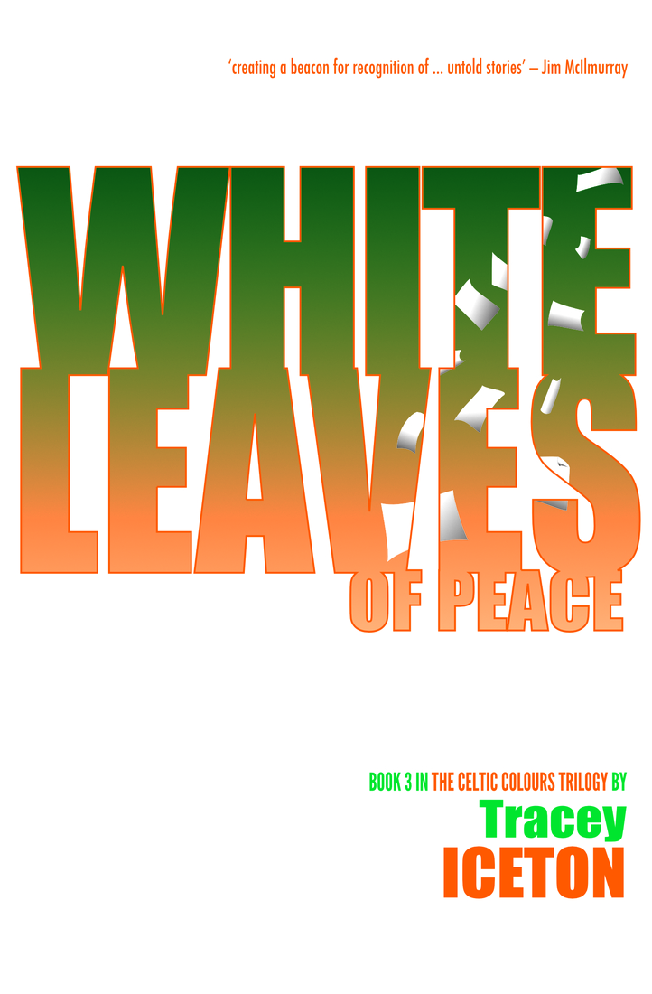 White Leave of Peace