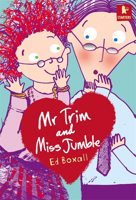 Mr Trim and Miss Jumble