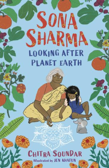 Sona Sharma - Looking After Planet Earth