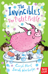The Invincibles - The Piglet Pickle
