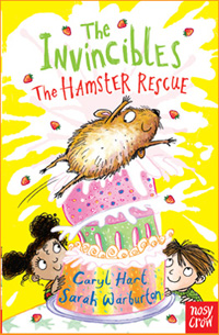 The Invincibles - The Hamster Rescue