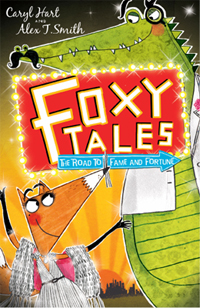 Foxy Tales - The Road to Fame and Fortune