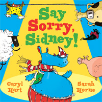 Say Sorry Sidney