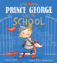 Prince George Goes to School