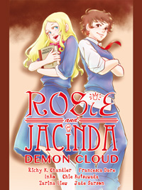 Rosie and Jacinda: Demon Cloud