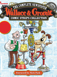 Wallace and Gromit - The Complete Newspaper Strips Volumes 1