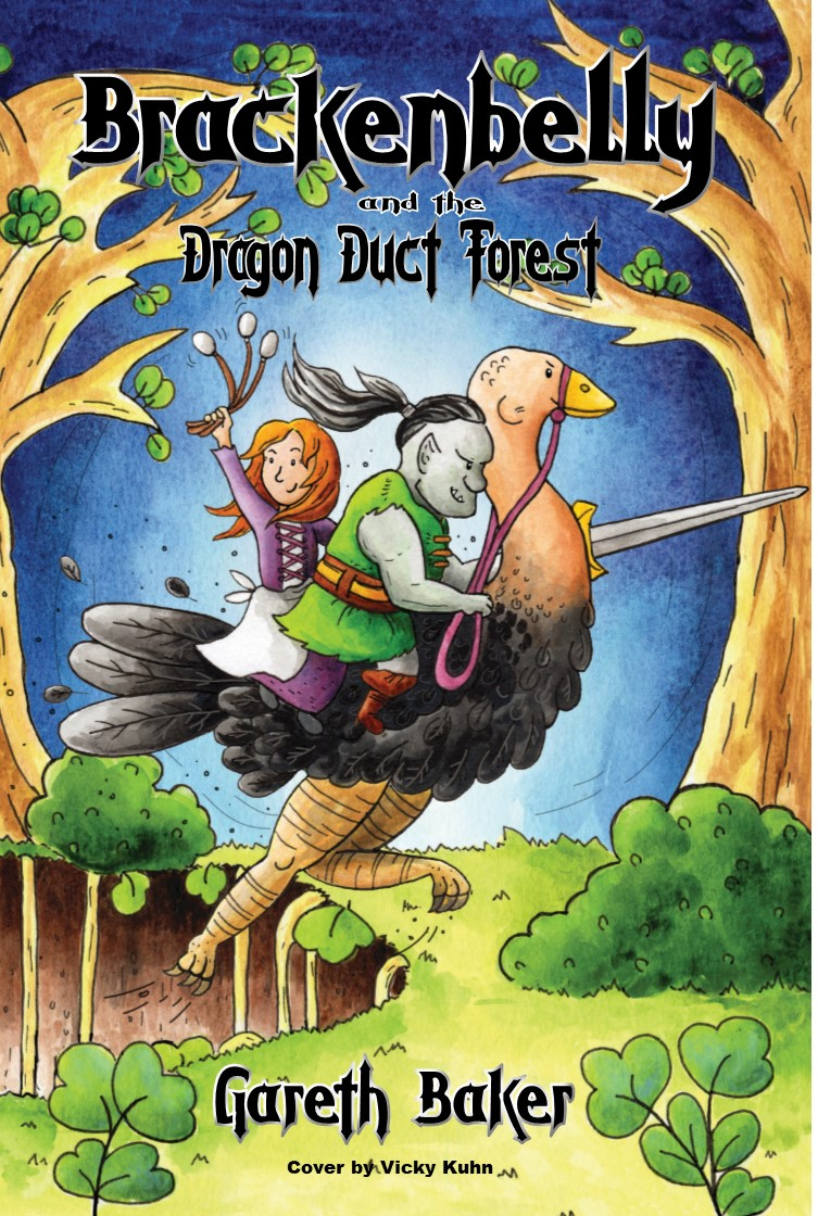 Brackenbelly and the Dragon Duct Forest