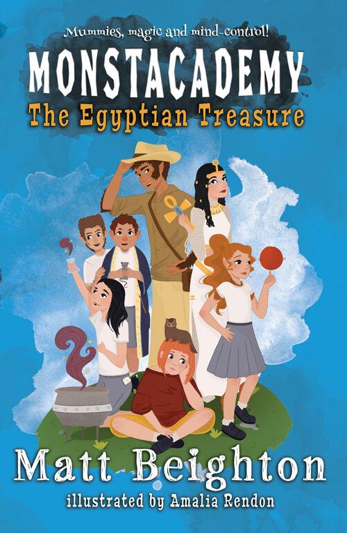The Egyptian Treasure
