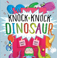 Knock Knock Dinosaur