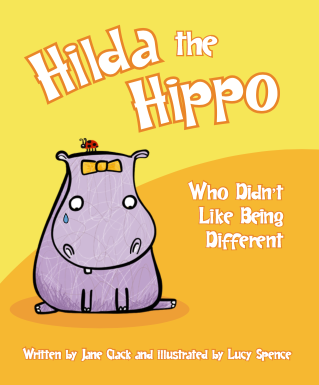 Hilda the Hippo Who Didn't Like Being Different