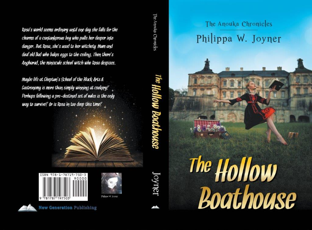 The Anouka Chronicles: The Hollow Boathouse