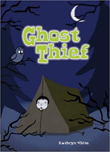 Pocket Chillers Year 3 Horror Fiction: Ghost Thief
