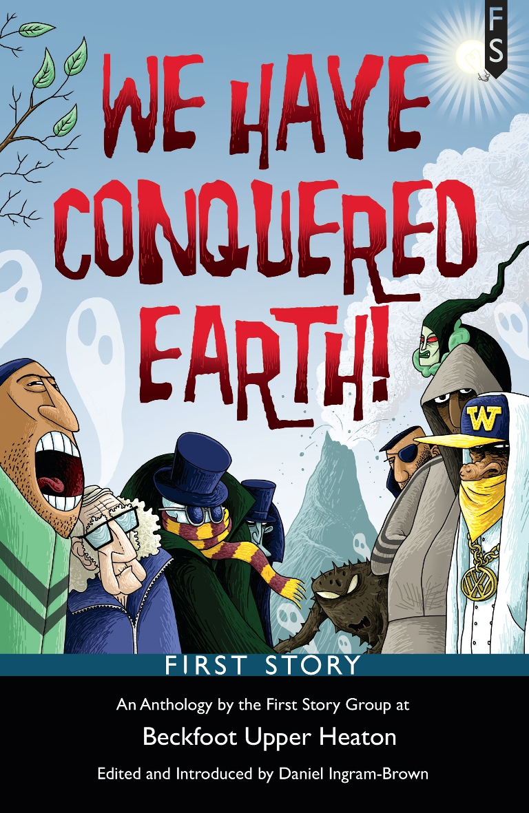 We Have Conquored Earth!