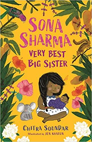 Sona Sharma - Very Best Big Sister