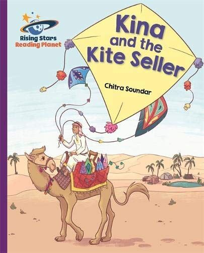 Kina and the Kite Seller