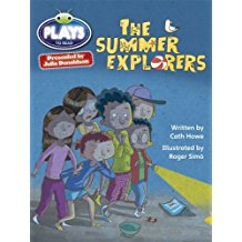 The Summer Explorers