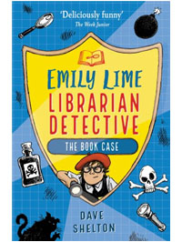 Emily Lime, Librarian Detective: The Book Case