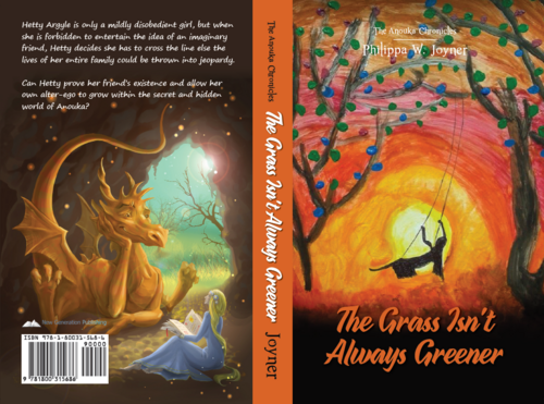 The Anouka Chronicles: The Grass Isn't Always Greener