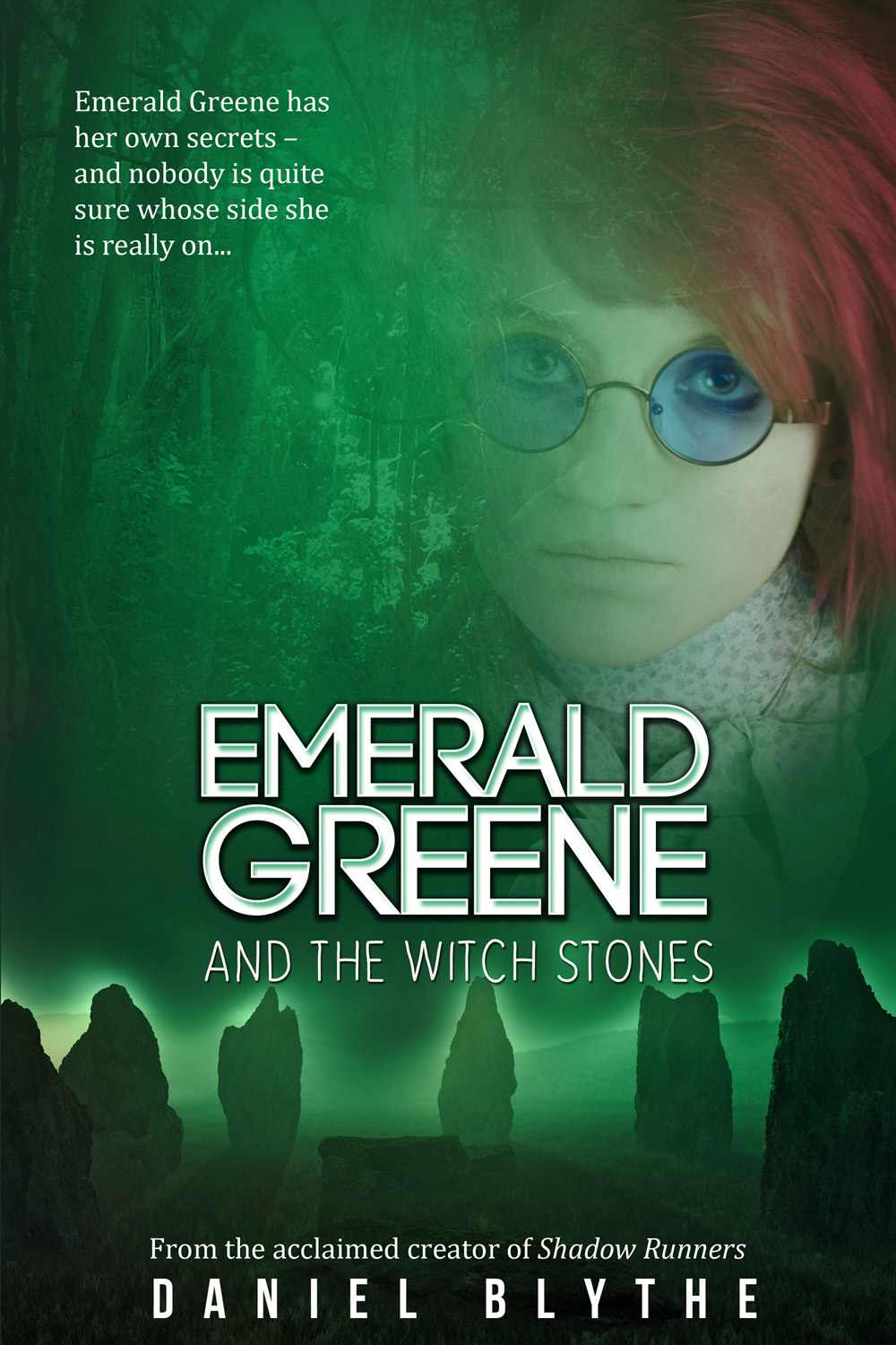 Emerald Greene and the Witch Stones