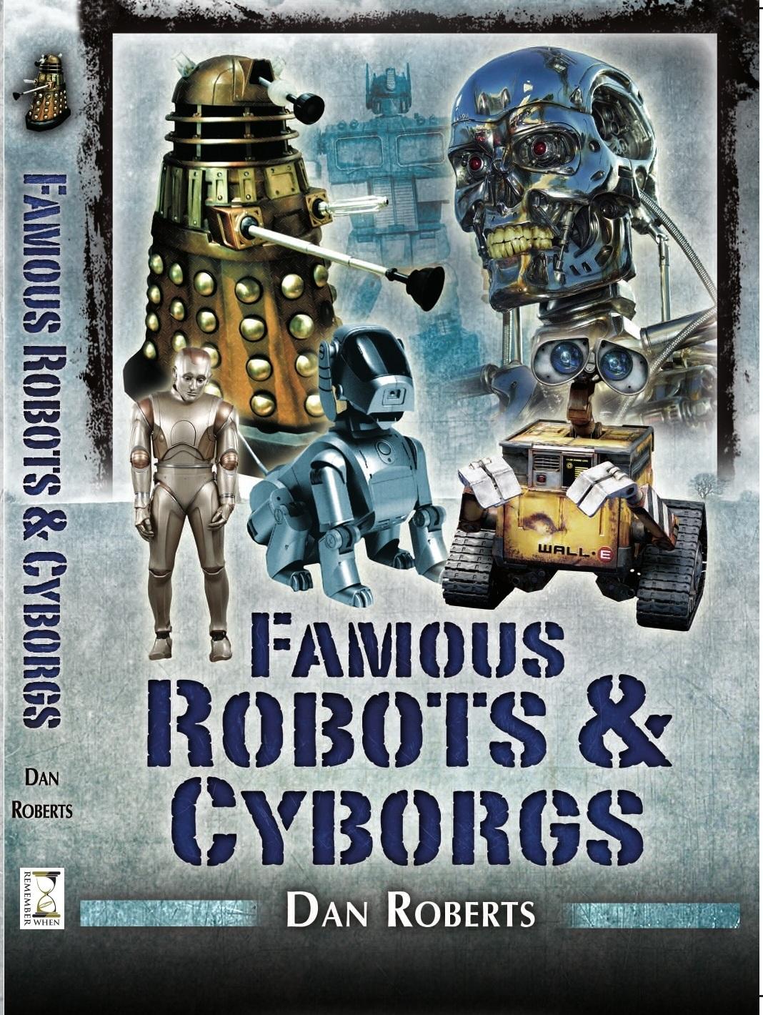 Famous Robots & Cyborgs