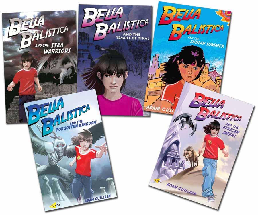 Bella Balistica and the Itza Warriors