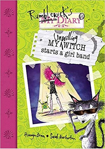 Rumblewick's Diary, My Unwilling Witch Starts A Girl Band