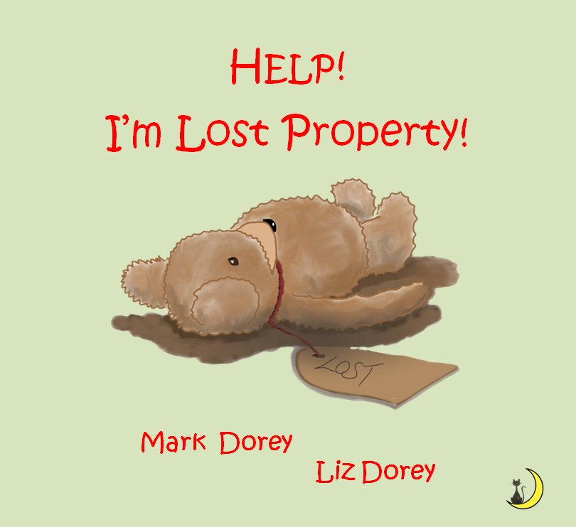 Help! I'm Lost Property!