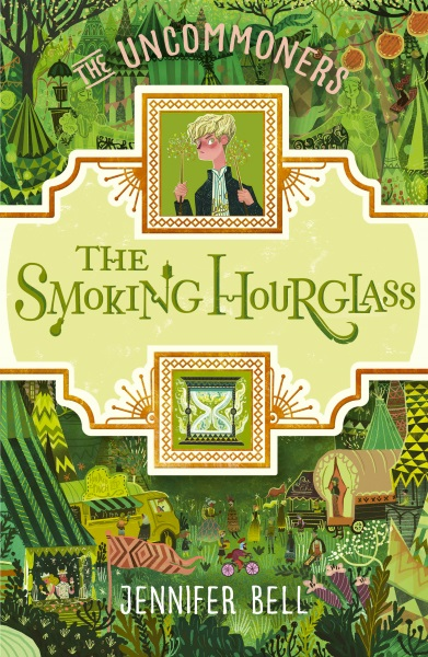 The Uncommoners: The Smoking Hourglass