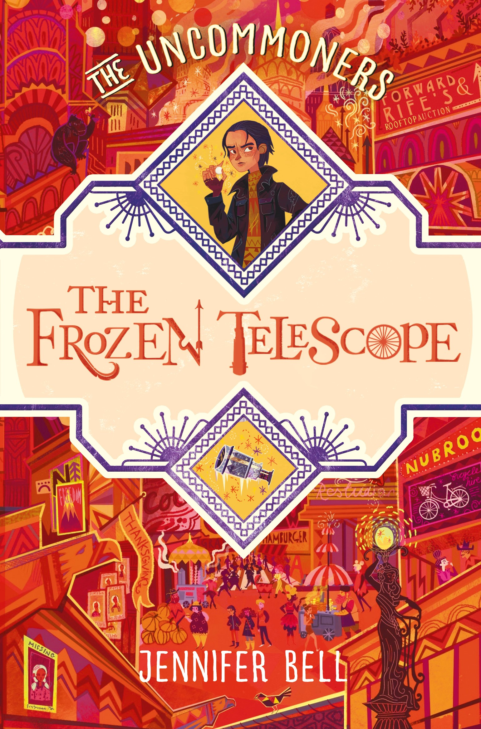 The Uncommoners: The Frozen Telescope