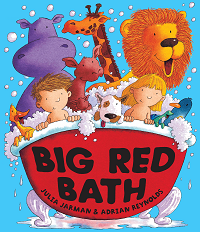 The Big Red Bath