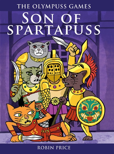 The Olympuss Games - Son of Spartapuss