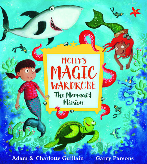Molly's Magic Wardrobe - Mermaid Mission