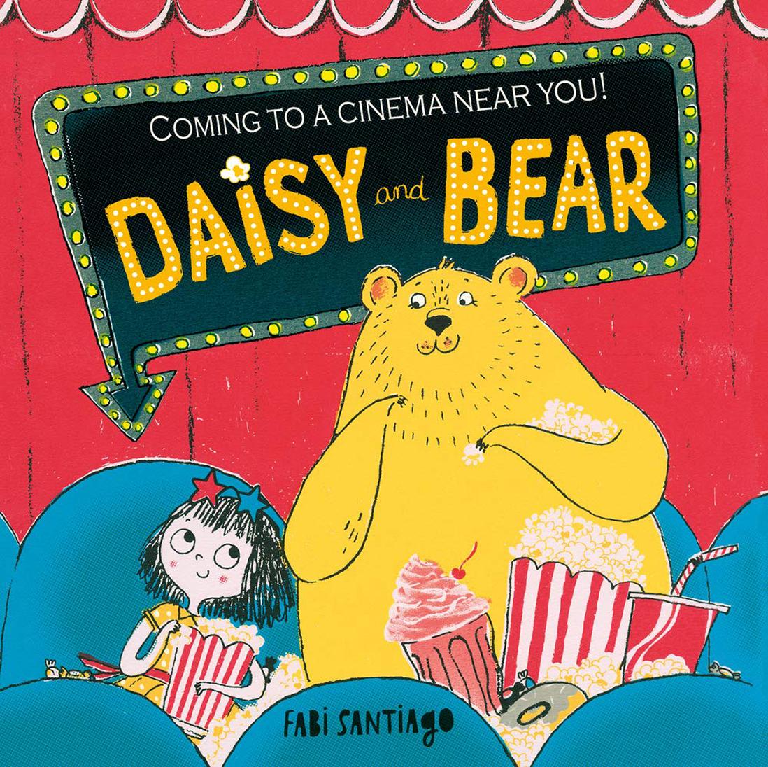 Daisy and Bear