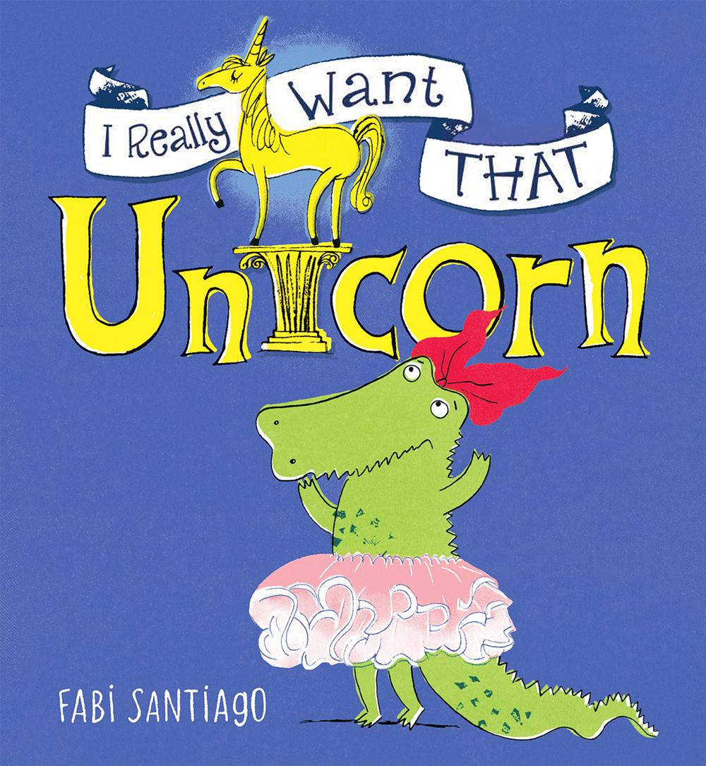 I Really Want that Unicorn