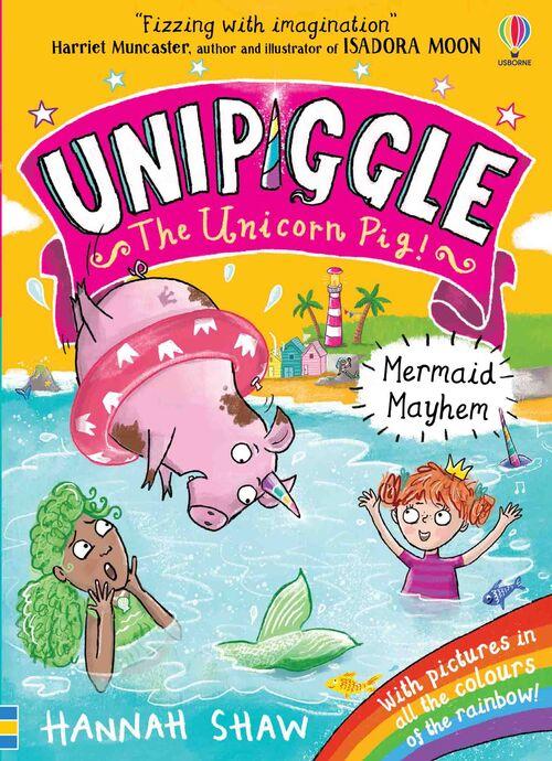 Unipiggle Mermaid Mayhem