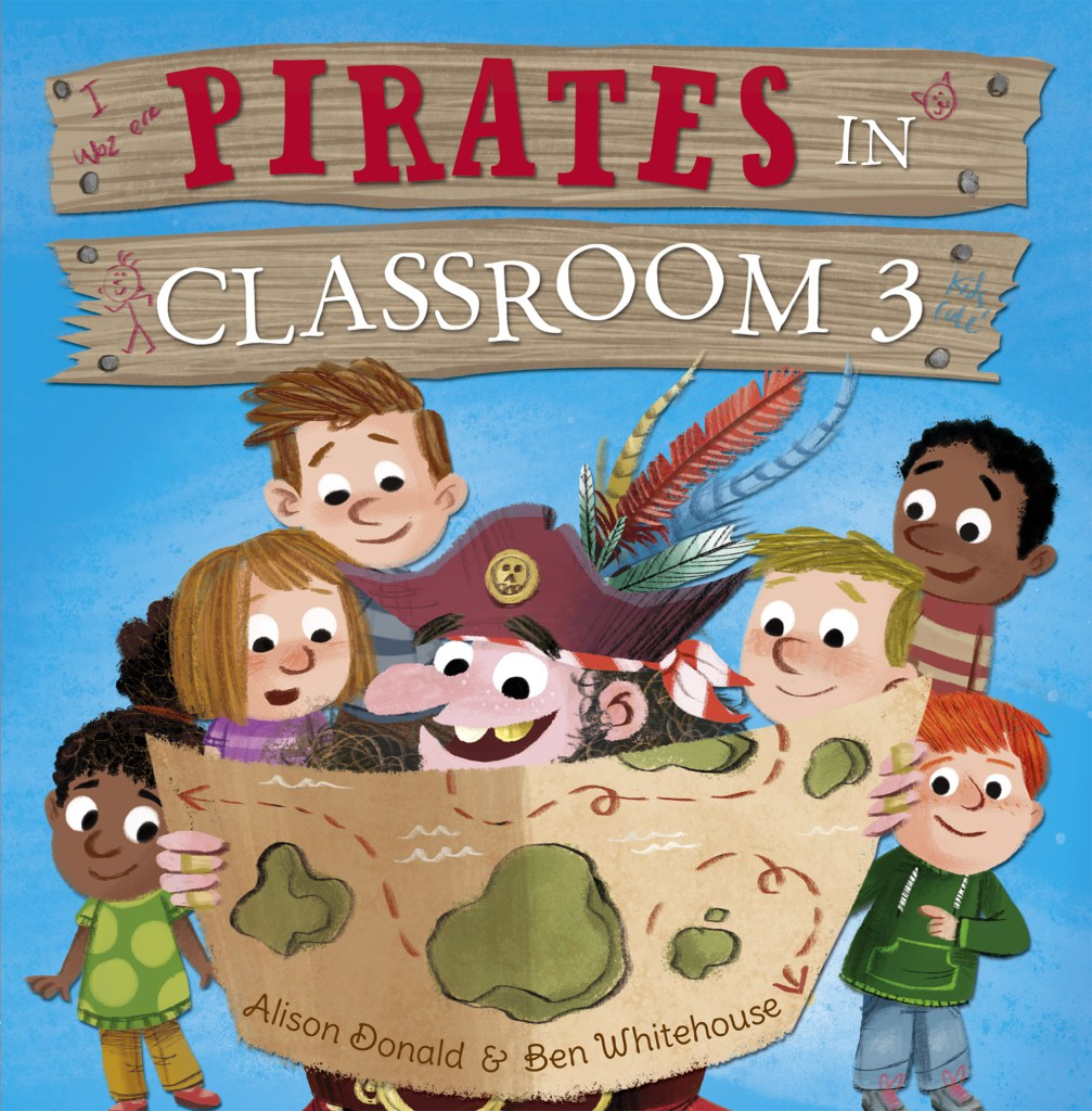 Pirates in Classroom 3