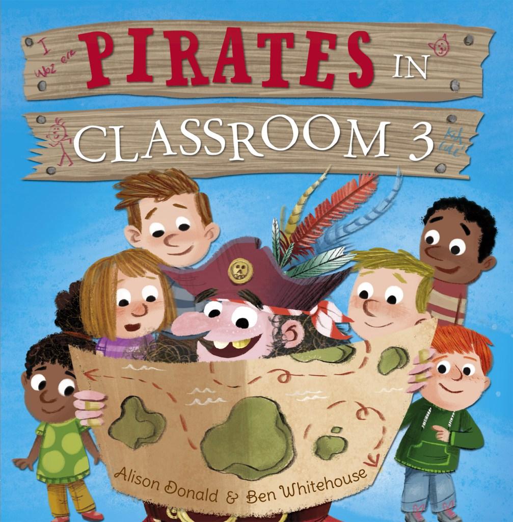 Pirates in Classroom 3