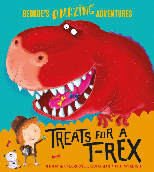 Treats for a T-rex
