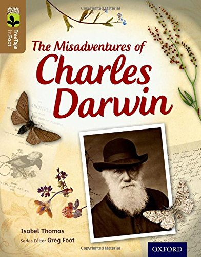 The Misadventures of Charles Darwin