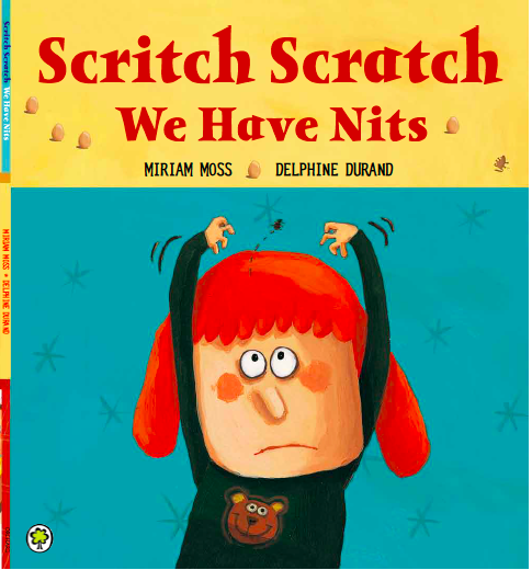 Scritch Scratch (Orchard) Illustrated by Delphine Durand