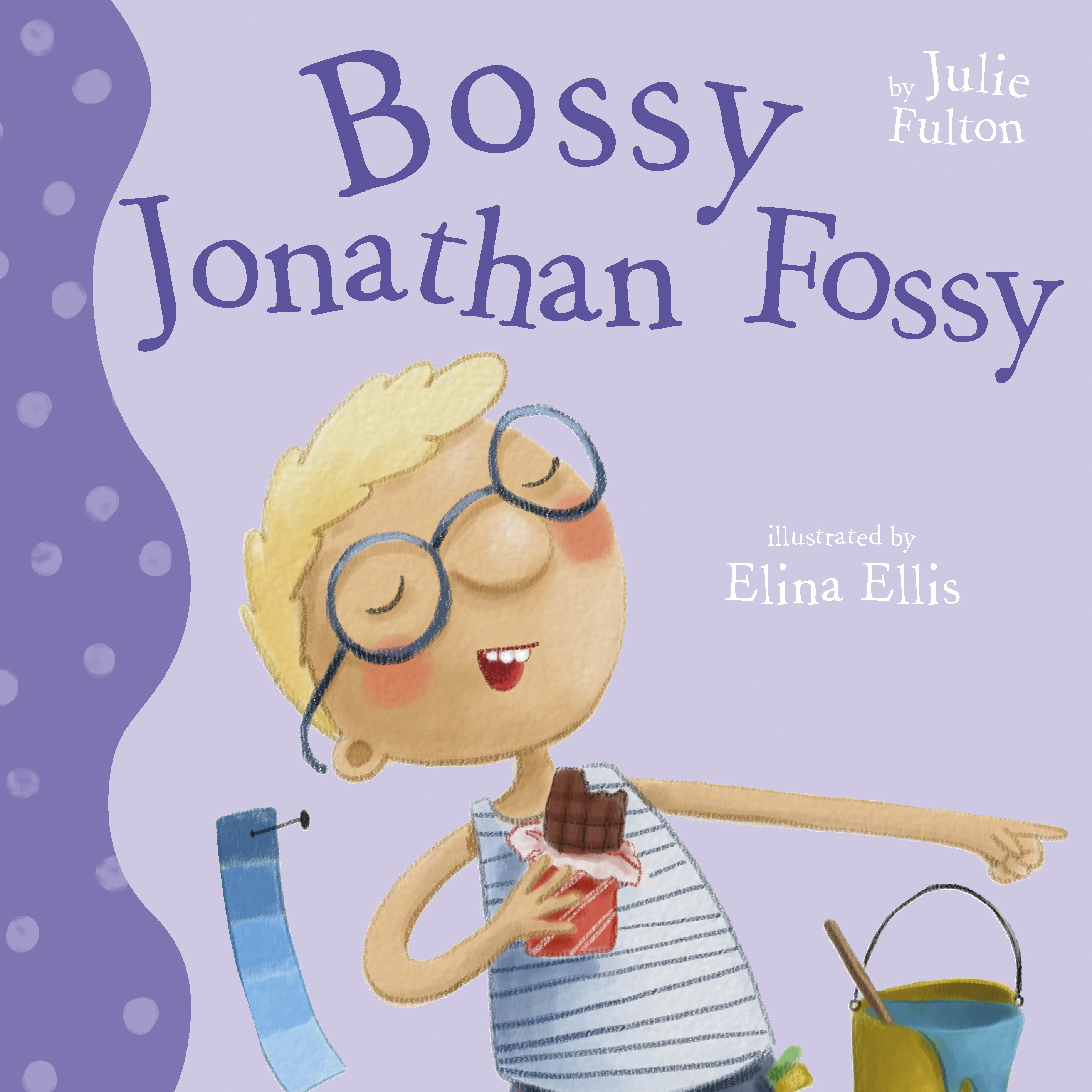 Bossy Jonathan Fossy
