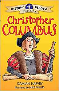 History Heroes - Christopher Columbus